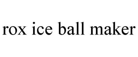 ROX ICE BALL MAKER