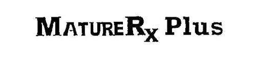 MATURE RX PLUS