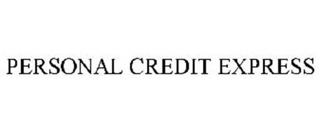 PERSONAL CREDIT EXPRESS