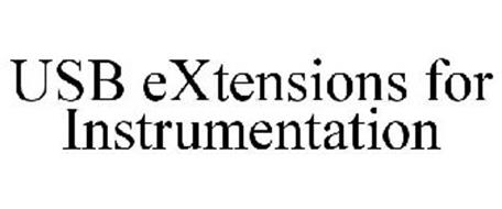 USB EXTENSIONS FOR INSTRUMENTATION