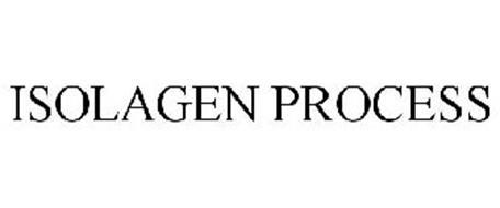 ISOLAGEN PROCESS