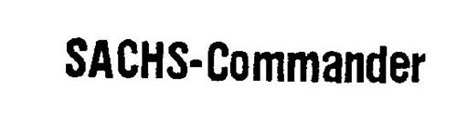 SACHS-COMMANDER