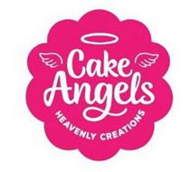 CAKE ANGELS HEAVENLY CREATIONS