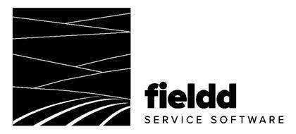 FIELDD SERVICE SOFTWARE