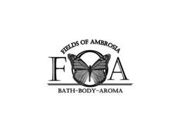 FIELDS OF AMBROSIA FOA BATH-BODY-AROMA