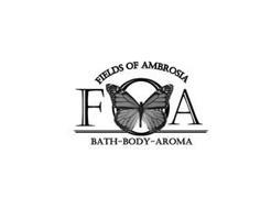 FIELDS OF AMBROSIA FOA BATH-BODY-AROMA