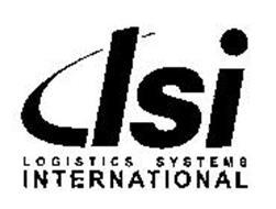 LSI LOGISTICS SYSTEMS INTERNATIONAL