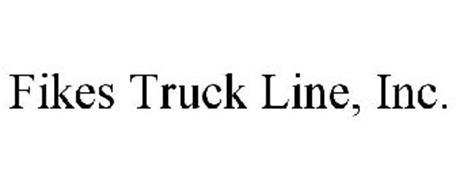 FIKES TRUCK LINE, INC.
