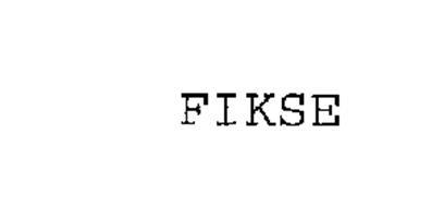 FIKSE
