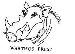 WARTHOG PRESS