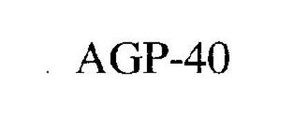 AGP 40