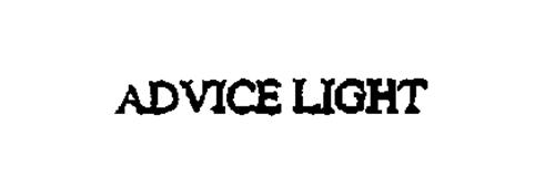 ADVICE LIGHT