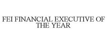 FEI FINANCIAL EXECUTIVE OF THE YEAR