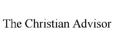 THE CHRISTIAN ADVISOR