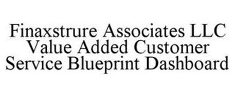 FINAXSTRURE ASSOCIATES LLC VALUE ADDED CUSTOMER SERVICE BLUEPRINT DASHBOARD