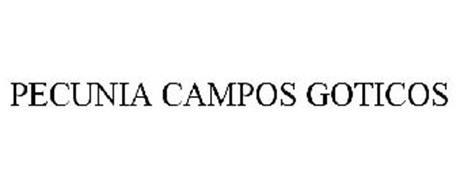 PECUNIA CAMPOS GOTICOS