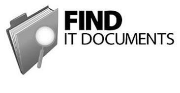 FIND IT DOCUMENTS