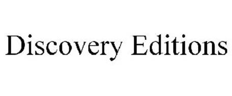 DISCOVERY EDITIONS