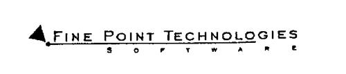 FINE POINT TECHNOLOGIES SOFTWARE
