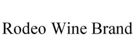 RODEO WINE BRAND