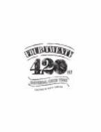 FOUR TWENTY 420 UGT UNIVERSAL GOOD TIME PREMIUM SOFT DRINK