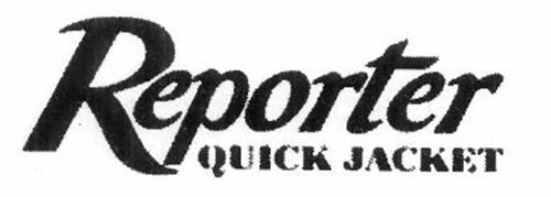 REPORTER QUICK JACKET