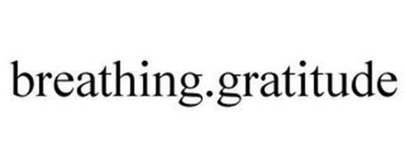 BREATHING.GRATITUDE