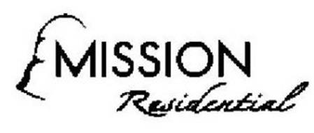 MISSION RESIDENTIAL