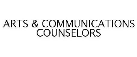 ARTS & COMMUNICATIONS COUNSELORS