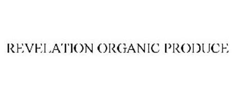 ORGANIC REVELATION