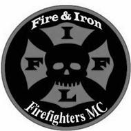 FIRE & IRON FIREFIGHTERS MC F I F L