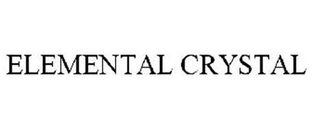 ELEMENTAL CRYSTAL