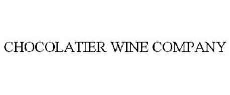 CHOCOLATIER WINE COMPANY