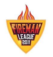 FIREMAN LEAGUE 2011