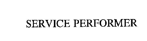 SERVICE PERFORMER