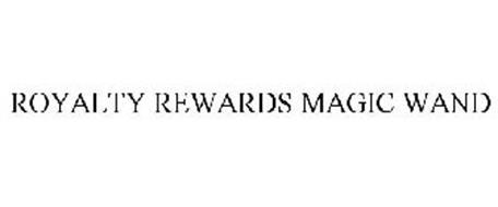 ROYALTY REWARDS MAGIC WAND