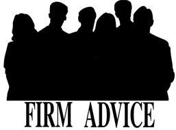FIRM ADVICE