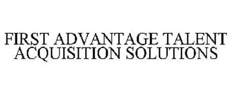 FIRST ADVANTAGE TALENT ACQUISITION SOLUTIONS