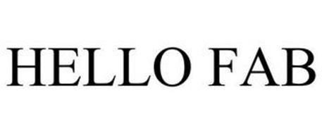 HELLO FAB