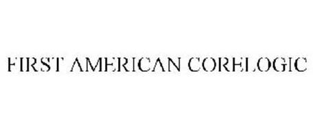 FIRST AMERICAN CORELOGIC