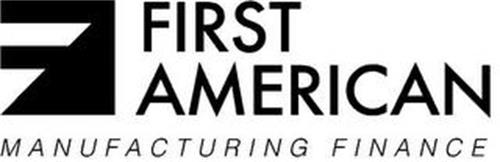 FIRST AMERICAN MANUFACTURING FINANCE