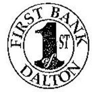 FIRST BANK OF DALTON