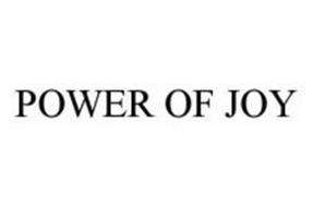 POWER OF JOY