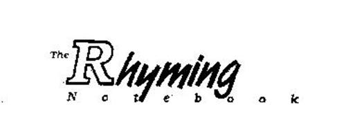 THE RHYMING NOTEBOOK