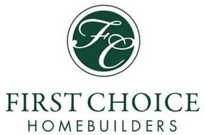 First choice homebuilders trademark of first choice home for 1st choice builders