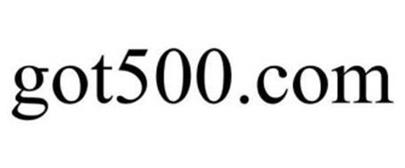 GOT500.COM
