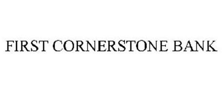 FIRST CORNERSTONE BANK