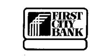 FIRST CITY BANK F