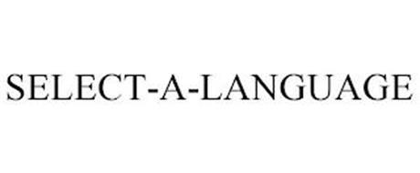 SELECT-A-LANGUAGE