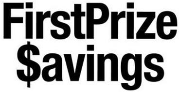 FIRSTPRIZE $AVINGS